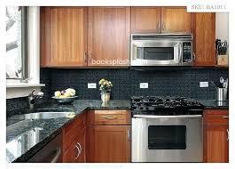 black kitchen backsplashes with granite countertops backsplash counters tile ideas
