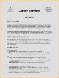 Sample Resume For Singapore Job Application New How To Write
