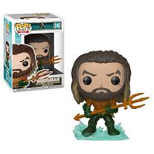 <b>Funko</b> 31177 <b>Pop</b> Heroes: Aquaman - <b>Arthur Curry in</b> Hero Suit ...