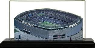 New York Giants Stadium Seating Chart 3d Metlife Stadium New York Giants 3d Stadium Replica