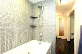 spa tub with shower whirlpool bath shower combination tub and steam had a corner spa bath