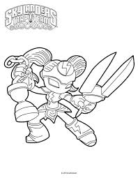 Small Picture Skylanders trap team coloring pages deja vu ColoringStar
