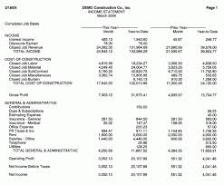financial statement construction accounting software financial statements