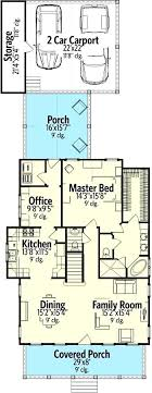 narrow lot modern house plans australia beach home