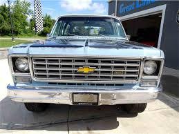 1975 Chevrolet Blazer for Sale   ClassicCars.com   CC-1018331