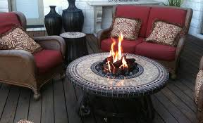 outdoor fire table. 4 Outdoor Fire Table