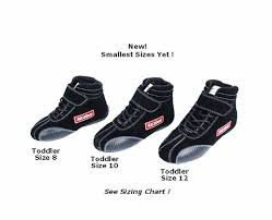 Racing Shoe Size Chart Kids Racing Shoes Racequip Child Shoes