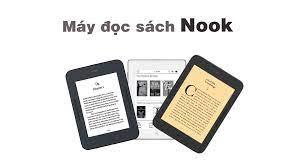 Tìm hiểu về máy đọc sách Nook - Xaha Store