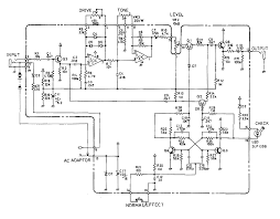 boss sd 1 super overdrive guitar pedal schematic diagram schematic diagram of boss sd 1 super overdrive pedal