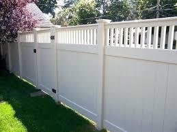 Image Garden Fence Bestcatererskolkataco Vinyl Fence Styles Bestcatererskolkataco