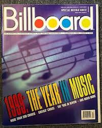 Billboard Magazine 1999 The Year In Music Special Double Issue Ebay