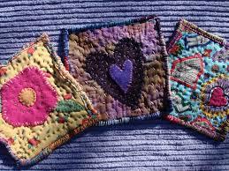 Art Spirit: Mini Art Quilt squares & Mini Art Quilt squares Adamdwight.com