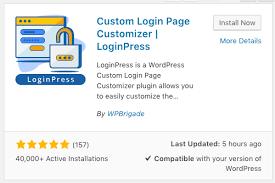 How to Customize the WordPress Login Experience | UpStream