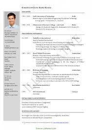 Useful Manager Resume Format Download Free Image Result For Download