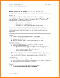 business report cover page template 7 business report format resume sections