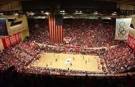 Iu Assembly Hall Seating Chart Assembly Hall In Bloomington Iu Hoosiers Basketball