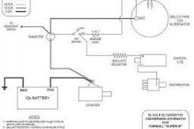 gm one wire alternator schematic wiring diagram Single Wire Alternator Wiring Diagram at One Wire Alternator Diagram Schematics