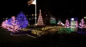 nela park holiday lighting