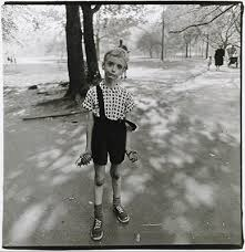 the new documentary tradition in photography  essay  heilbrunn  child with a toy hand grenade in central park nyc