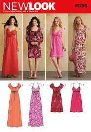Patterns For Dresses Inspiration New Look 48 Dress