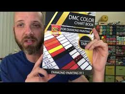 Dmc Color Chart Book By Diamond Painting 911 Review