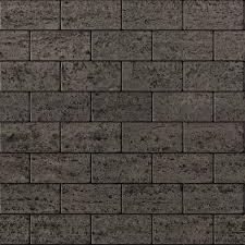 black brick texture. Tileable Bricks Black Brick Texture