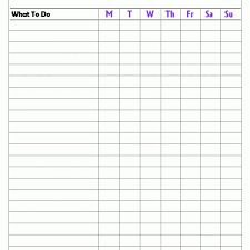 Chart Jungle Love This Checklist From Chart Jungle Put It In A Page