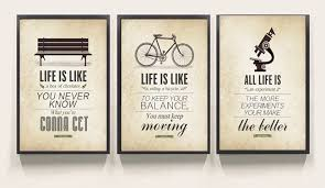 Canvas Wall Art Quotes Awesome Amazing Wall Art Canvas Quotes Doubtful Best 48 Inspirational Ideas