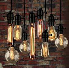 vintage lighting fixture. vintage loft retro diy e27 spiral incandescent light novelty fixture glass led edison bulbs 40w 110240v pendant lamps lighting i