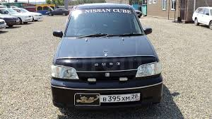 1999 Nissan Cube – pictures, information and specs - Auto-Database.com