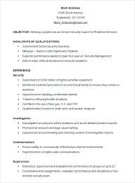 Qualification In Resume Sample Best Professional Resume Summary Of