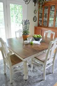 kitchen and table when ping for a corner