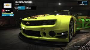 The crew Chevrolet camaro ss circuit spec circuit spec ...