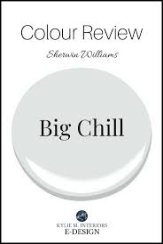 Sherwin Williams Paint Quality Chart Colour Review Sherwin Williams Big Chill Is A Big Deal