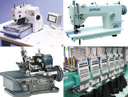 Types Of Sewing Machines Used In Garment Industry