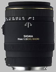 <b>Sigma 70mm f</b>/<b>2.8</b> EX DG Macro Review