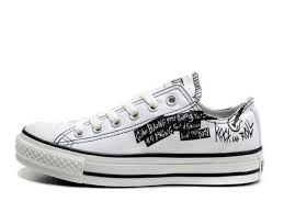 converse high tops white. white all star rock and roll low top canvas shoes,converse hi tops white, converse dainty,timeless design high