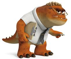 monster inc characters. Brilliant Inc Professor Knight For Monster Inc Characters 0