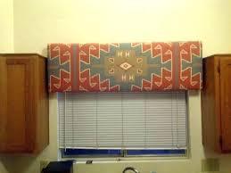 I Southwest Window Valances Bedroom  Southwestern Treatments