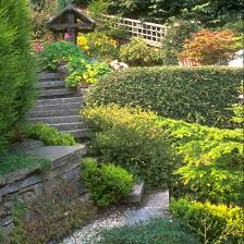 Small Picture 68 best slope terraced gardens images on Pinterest Garden