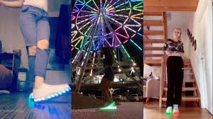 Musically Light Up Shoes Shuffle Dance Music Video Tik Tok 11 Best Of Led Shoes Tik Tok Compilation Best Music Mix