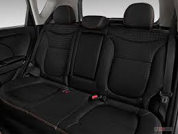 2017 kia soul rear seat