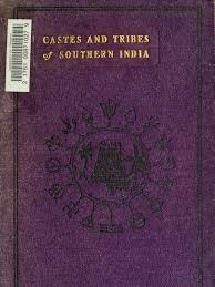 Castes Tribes Of Southern India Volume 7 Tabelu Zonnala