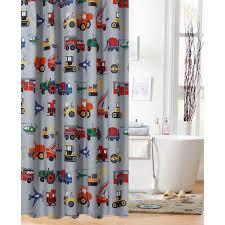 Photo 2 of 12 Mainstays Kids Woodland Creatures Fabric Shower Curtain -  Walmart.com (ordinary Boy Bathroom Shower