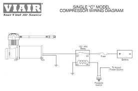 pack viair pressure switch psi w npt air single compressor wiring diagram