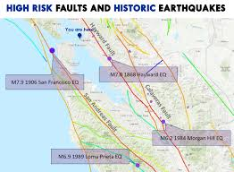 A magnitude 4.5 earthquake rattled the nerves of many bay area residents monday night, the largest quake to hit the region in five years. 7 1 Quake In Southern California A Reminder The Big One Could Strike Bay Area Anytime Cbs San Francisco