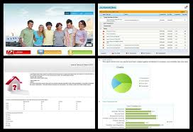 Educational Portal With Resume Builder Surveys Case Management