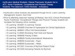 Mystlukes Chart Slhs Mystlukes Student Access Training Program April 23rd
