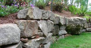 friendly customer service and fast delivery of landscaping boulders