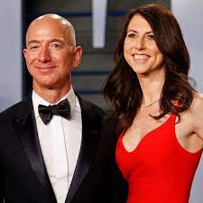 Amazon boss Jeff Bezos and wife MacKenzie to divorce | Jeff Bezos